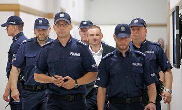 Marcin P. w ubiegłym tygodniu zeznawał przed sejmową komisją śledczą