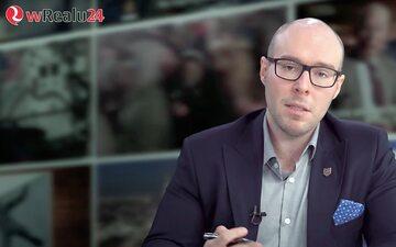 Marcin Rola z kanału internetowego wRealu24.pl