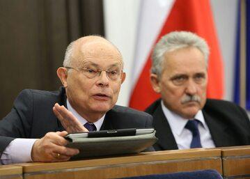 Marek Borowski, senator