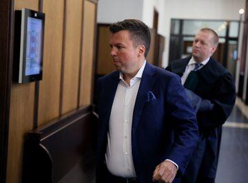 Marek Falenta w sądzie