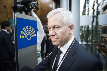 Marek Jurek, b. europoseł i prezes Prawicy Rzeczpospolitej