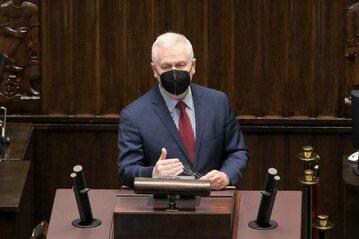 Marek Jurek w Sejmie