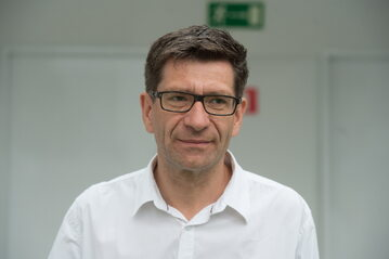 Marek Kacprzak, rzecznik Lewicy