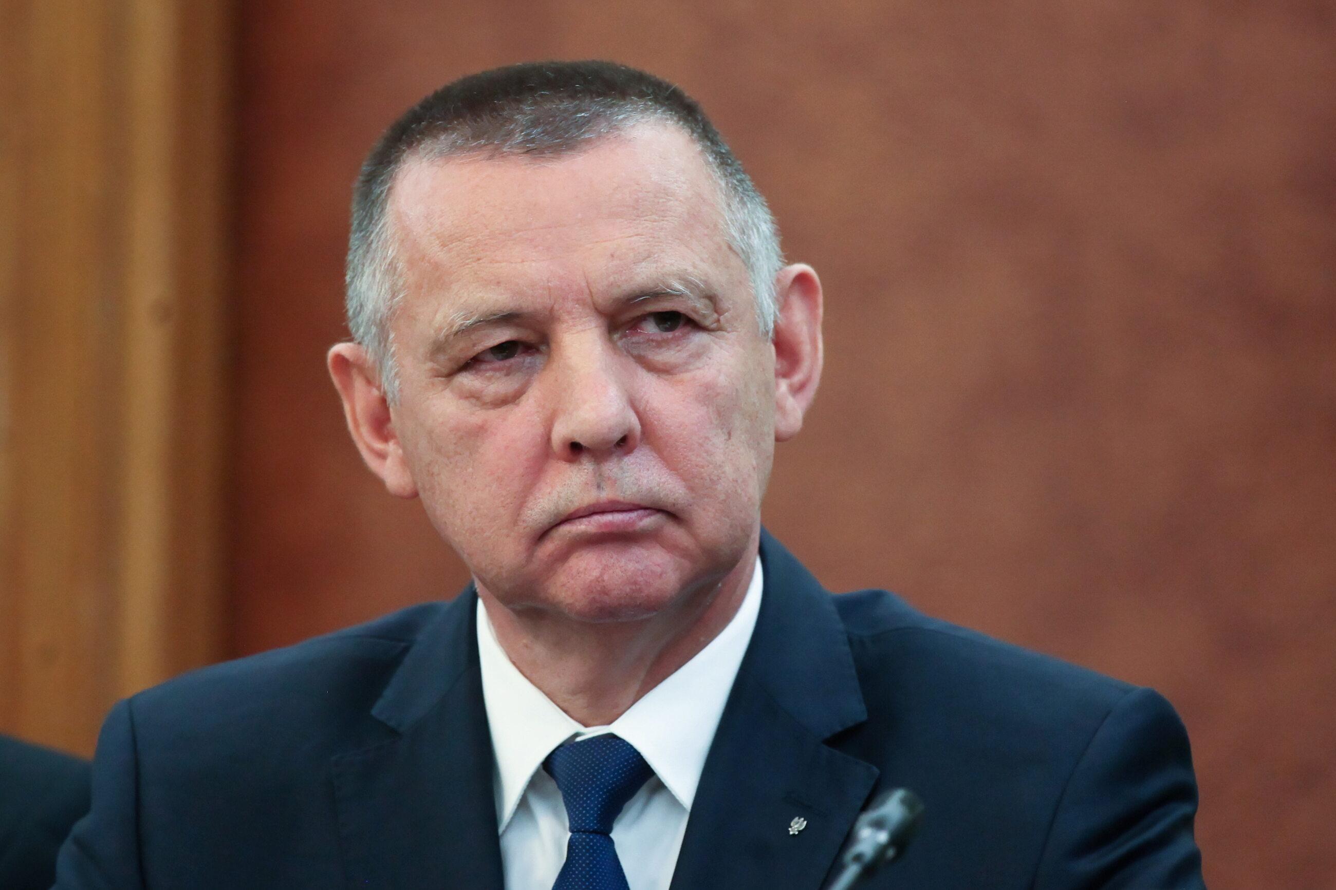 Marian Banaś w Sejmie