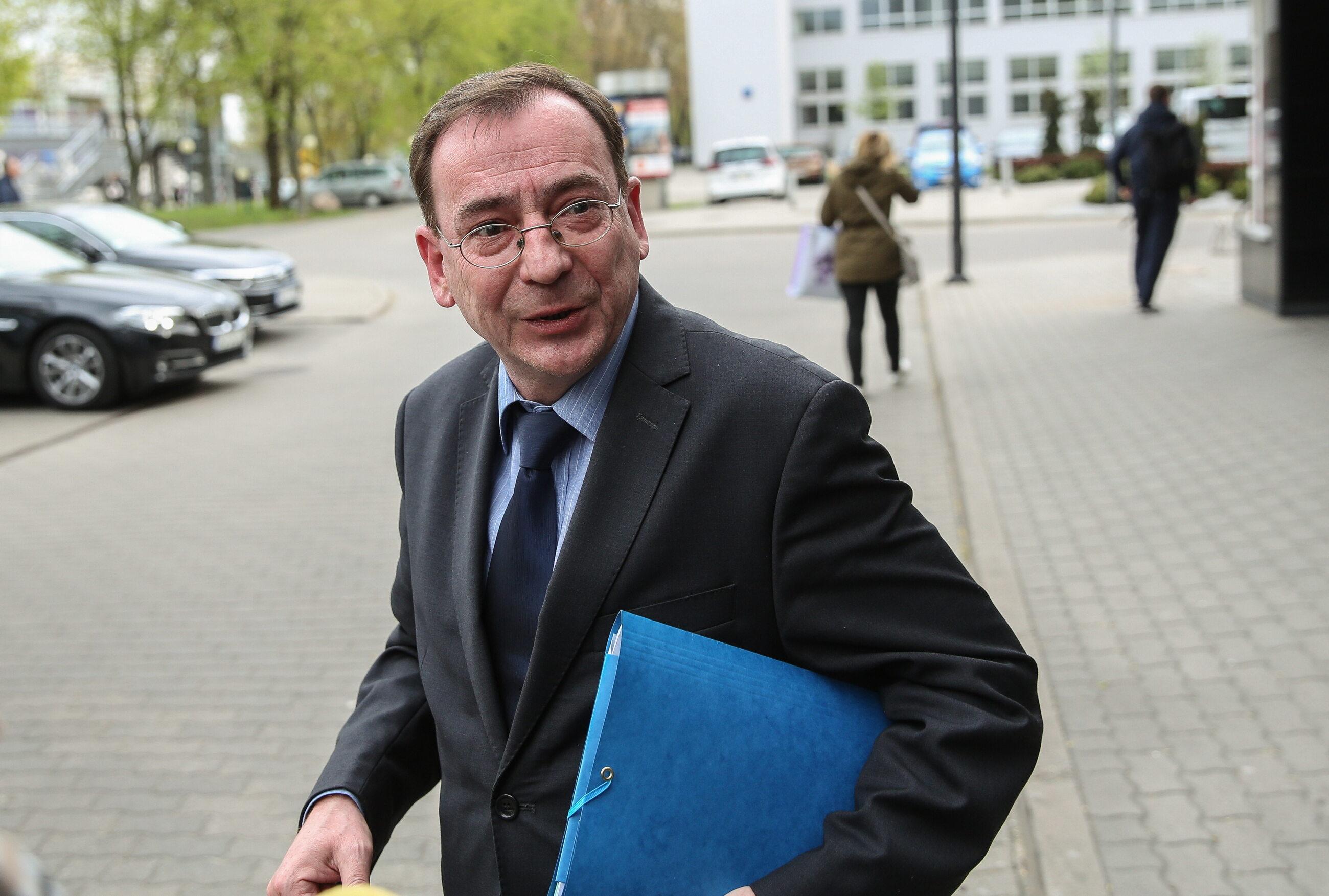 Mariusz Kamiński, koordynator służb specjalnych