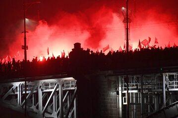 """Marsz Niepodległości i Biało-Czerwony Marsz """"Dla Ciebie Polsko"""""""