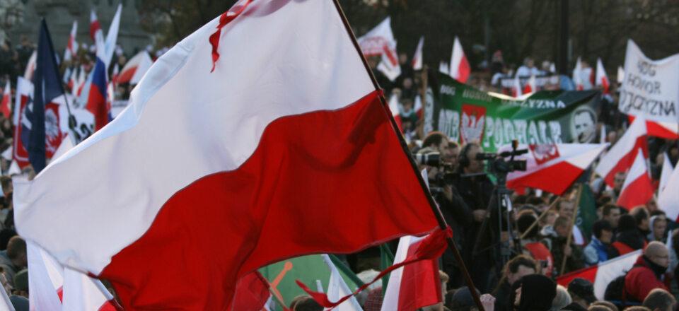 Marsz Niepodległości: Jaka piękna katastrofa