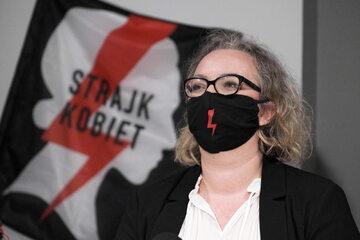 Marta Lempart (Strajk Kobiet)