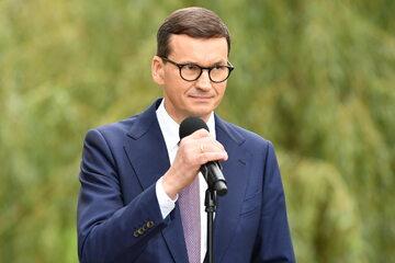 Mateusz Morawiecki, premier
