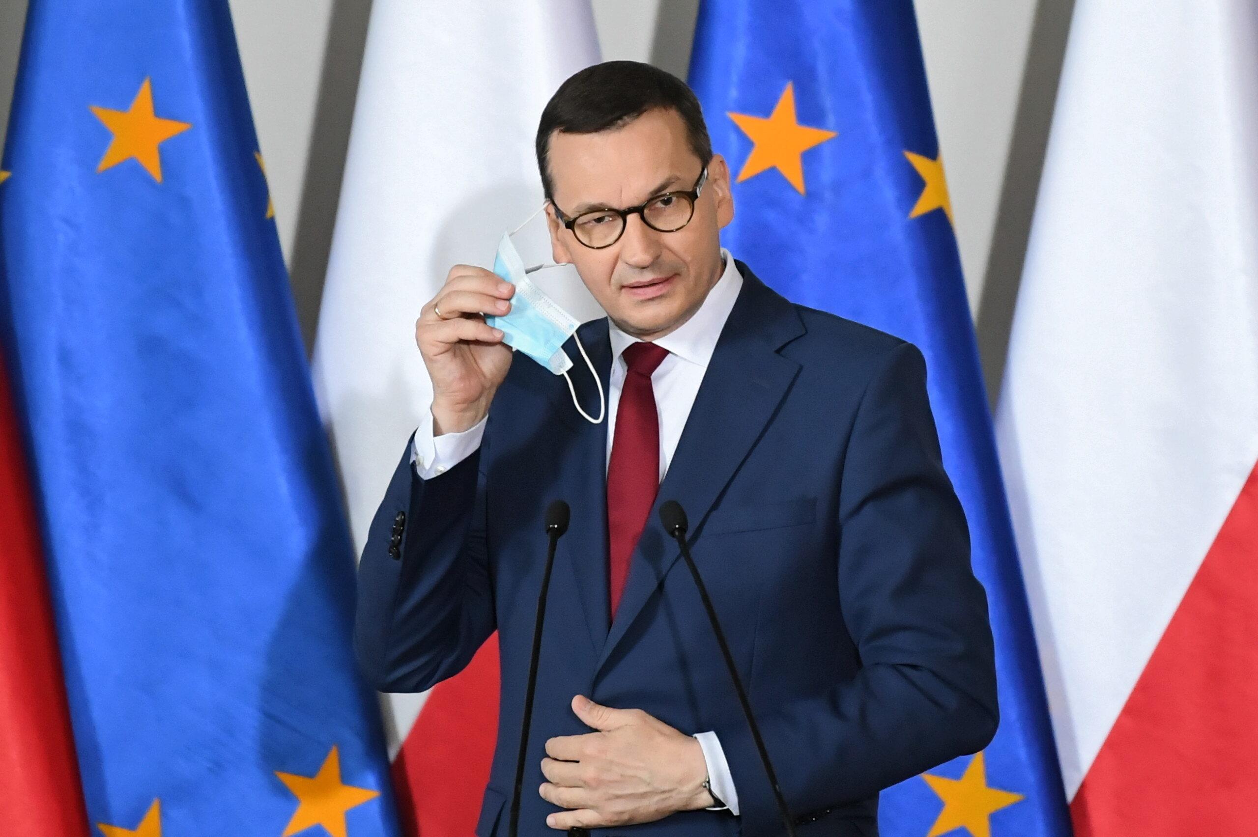 Mateusz Morawiecki w Gdańsku