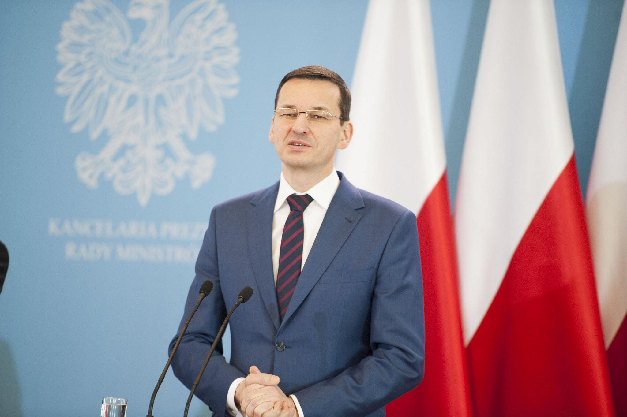 Mateusz Morawiecki, wicepremier, minister rozwoju i finansów