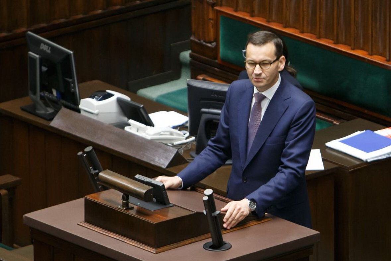 Mateusz Morawieckim, premier