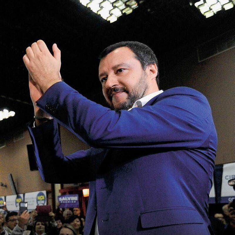 Matteo Salvini z sukcesem zreformował partię. Czy stanie na czele rządu, by zreformować kraj?