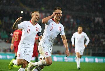 Mecz Polski  z Portugalią
