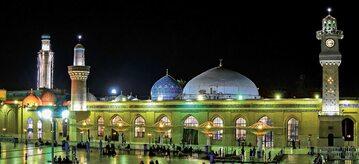 Meczet i mauzoleum szejka Abdelkadera al-Gilaniego w Bagdadzie