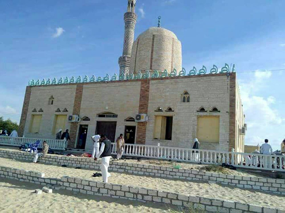 Meczet w Al-Arisz