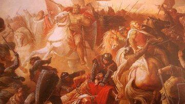 Michael Echter, Bitwa na Lechowym Polu