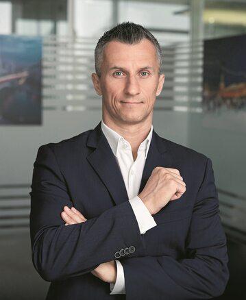 Michal Čuha, prezes zarządu Boehringer Ingelheim