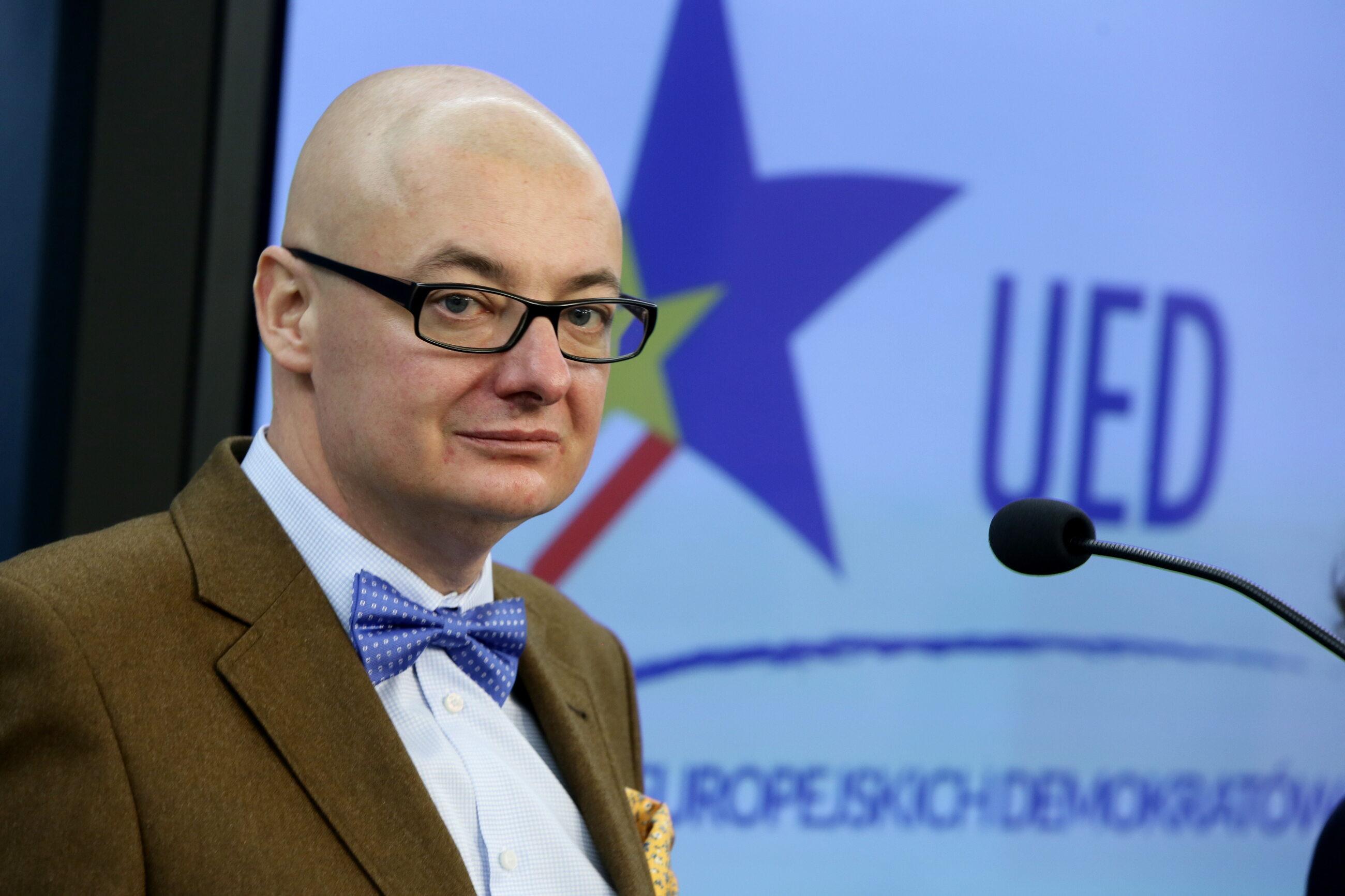 Michał Kamiński, poseł