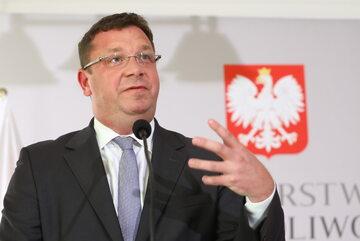 Michał Wójcik (Solidarna Polska)