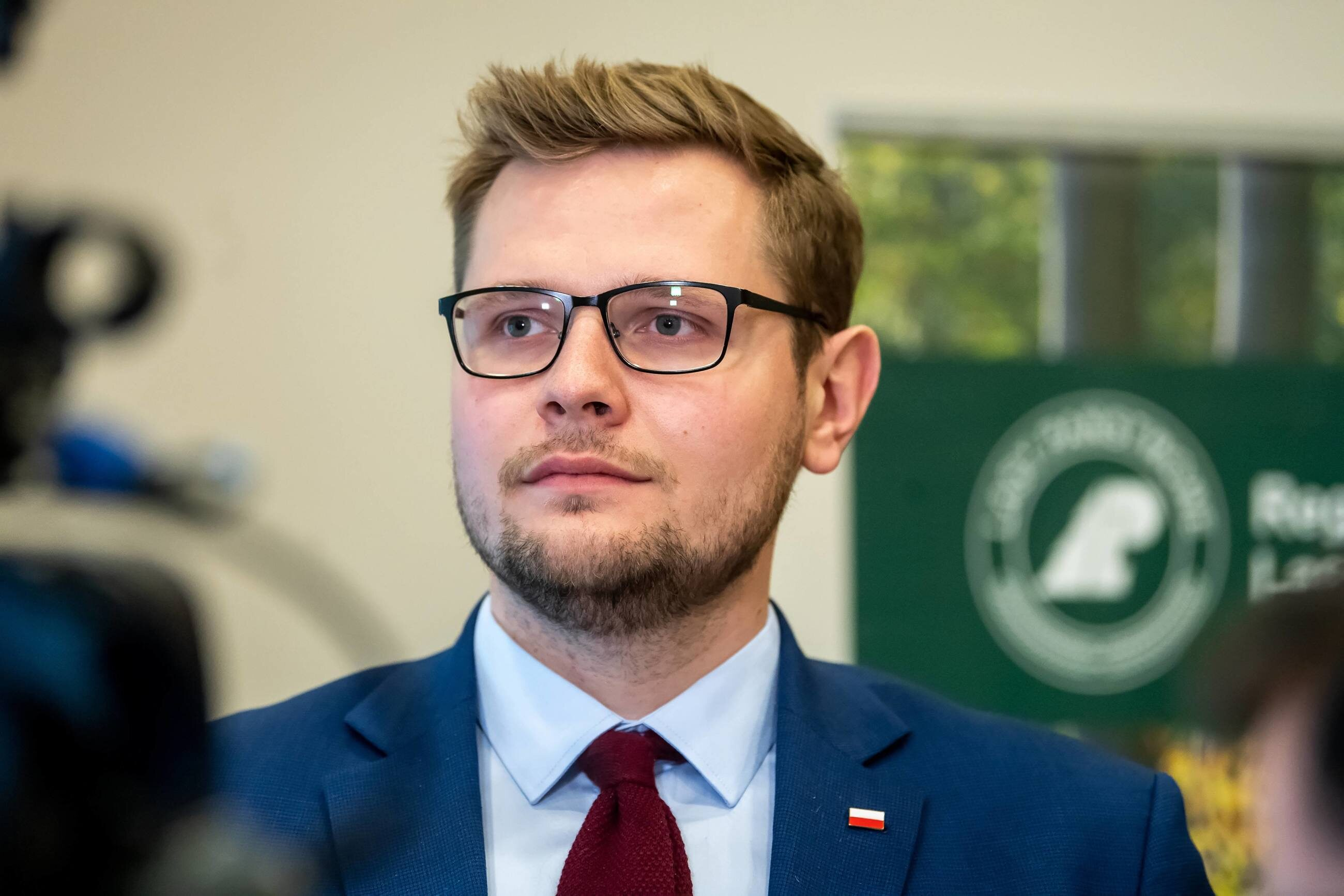 Michał Woś, minister środowiska