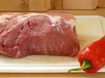 Mięso, zdjęcie ilustracyjne
