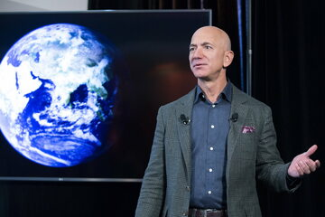 Miliarder Jeff Bezos