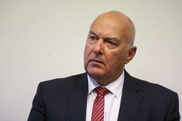 Minister finansów Tadeusz Kościński