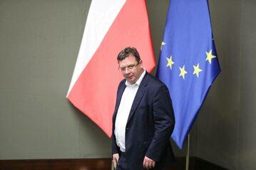 Minister Michał Wójcik