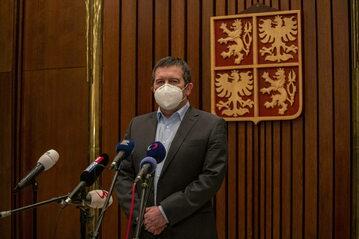 Minister spraw zagranicznych Czech Jan Hamáček