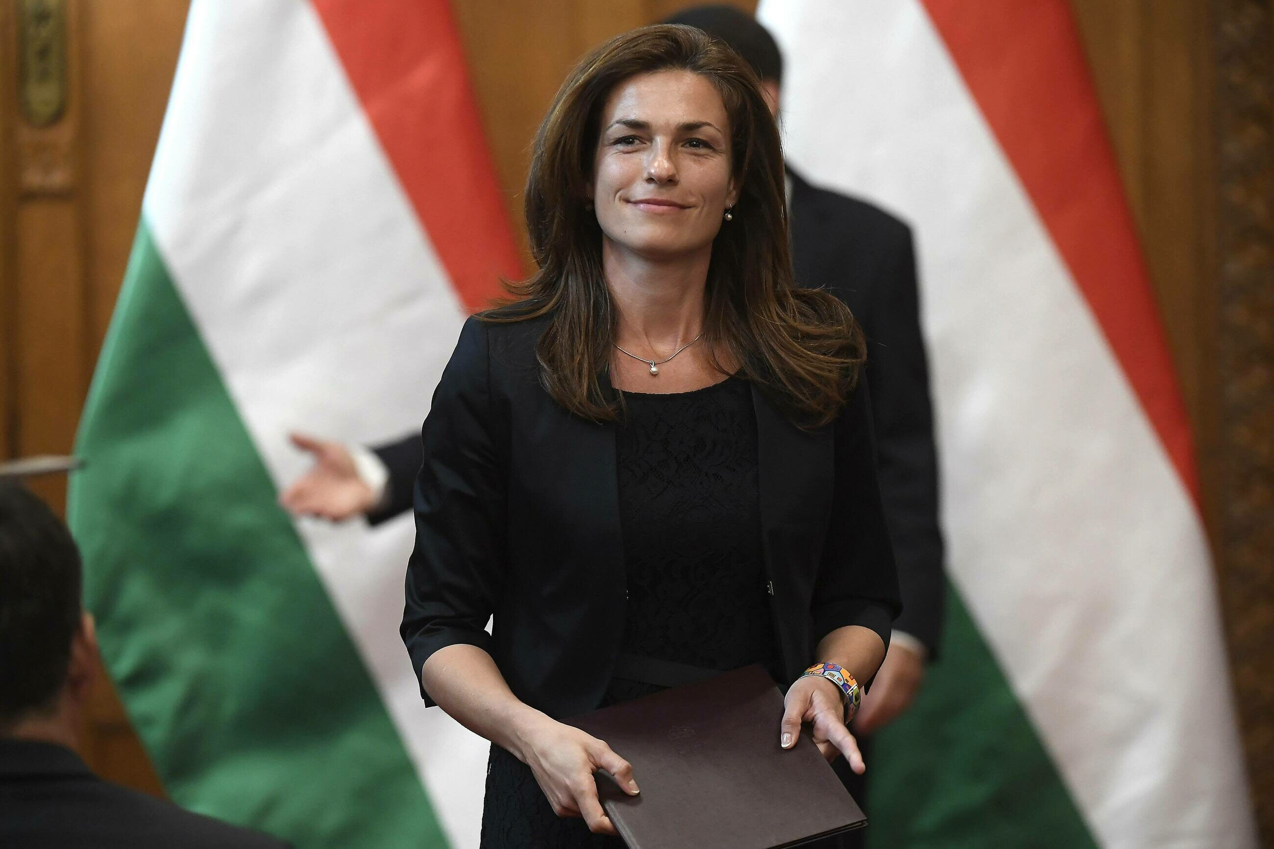 Minister sprawiedliwości Węgier Judit Varga