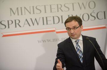 Ministerstwo Sprawiedliwości Zbigniew Ziobro