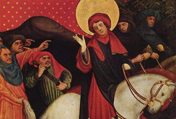 Mistrz Francke, św. Tomasz Becket