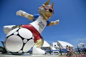 Mistrzostwa Świata w Rosji