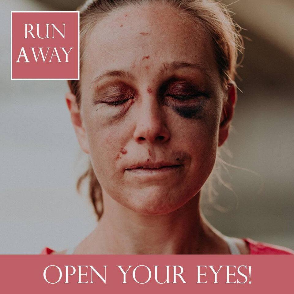 """Mistrzyni ultramaratonu ofiarą napadu. Viktória Makai zainicjowała antyprzemocową kampanię pod hasłem """"Run Away"""""""