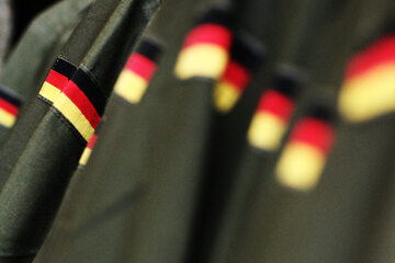 Mundury niemieckich żołnierzy