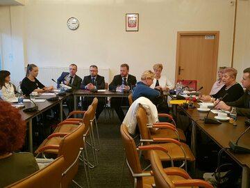 Negocjacje z udziałem ministra Łukasza Szumowskiego