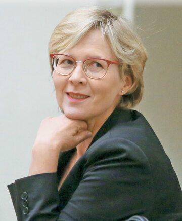 Niebędąca partyjnym żołnierzem Agnieszka Dudzińska nie została rzecznikiem praw dziecka, bo opozycja programowo zagłosowała przeciw PiS