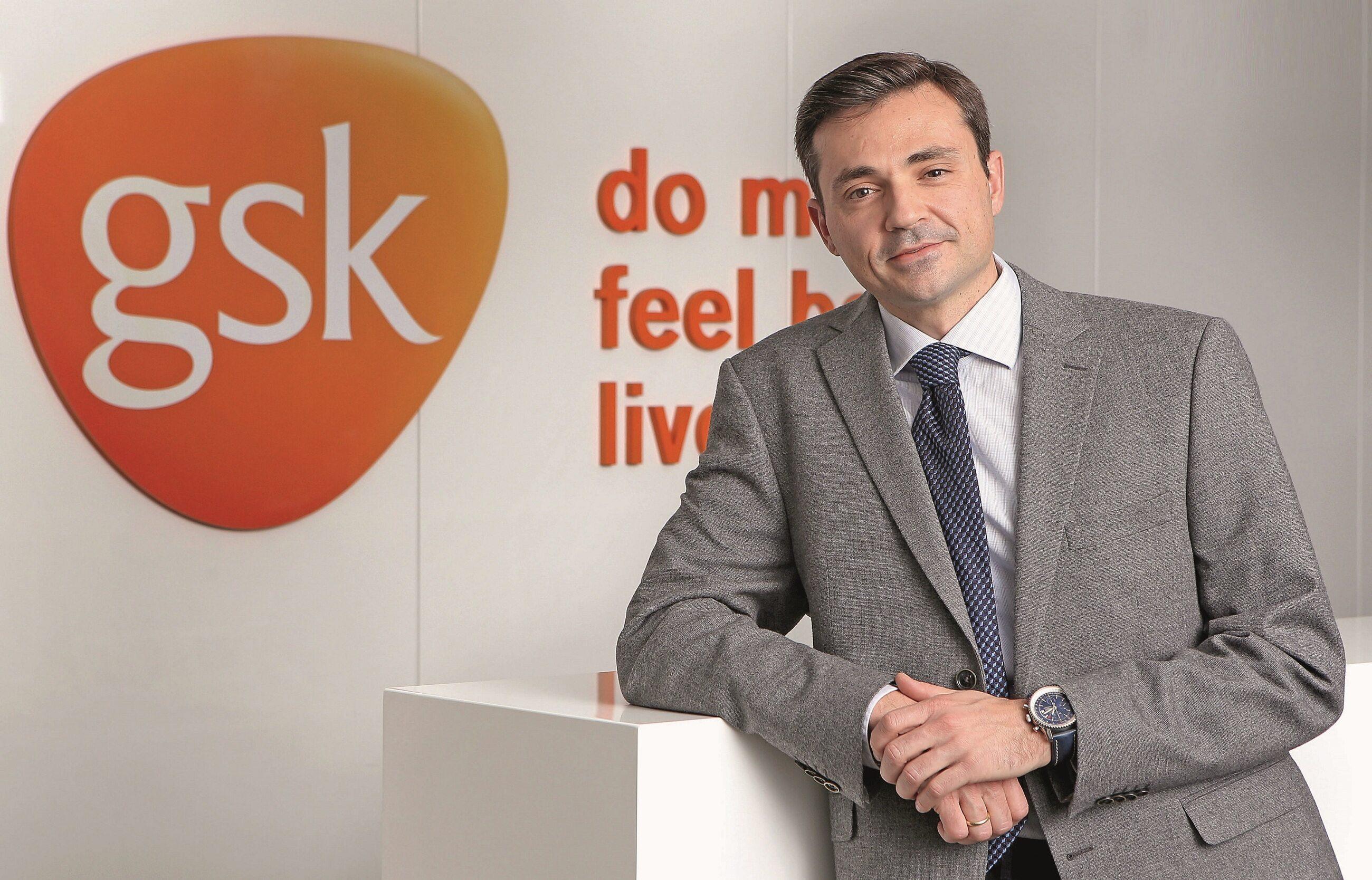 Nikos Xydias, dyrektor generalny GSK w Polsce