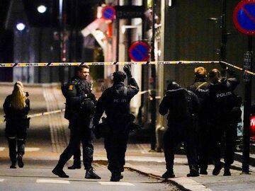 Norwegia: Atak w mieście Kongsberg