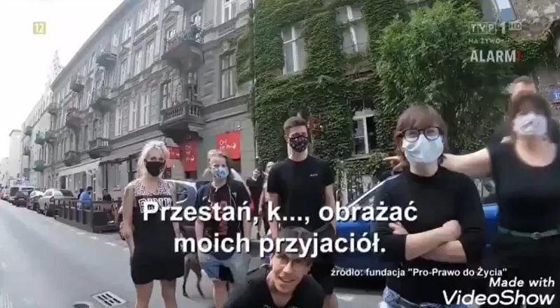 Nowe szokujące nagranie z Michałem Sz.