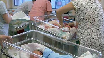 Noworodki na porodówce