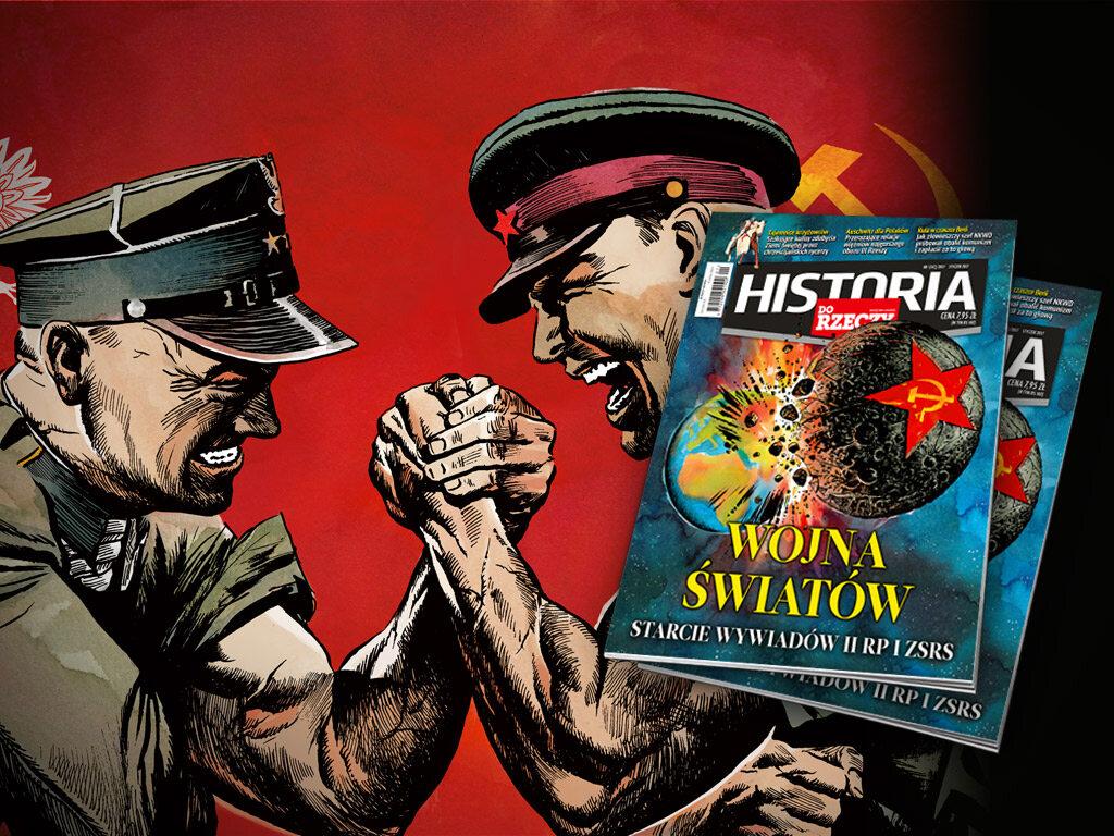 """Nowy numer """"Historia Do Rzeczy"""" już w kioskach"""