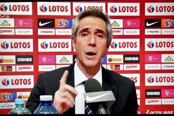 Nowy selekcjoner piłkarskiej reprezentacji Polski Paulo Sousa