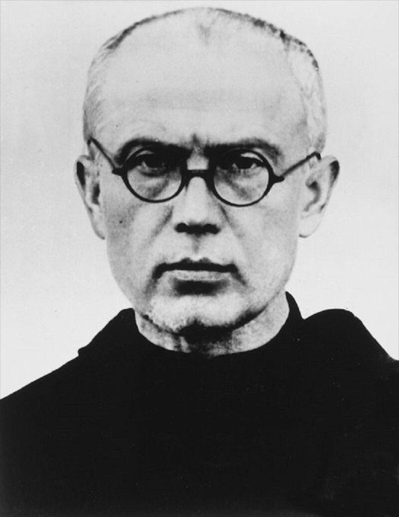 O. Maksymilian Maria Kolbe