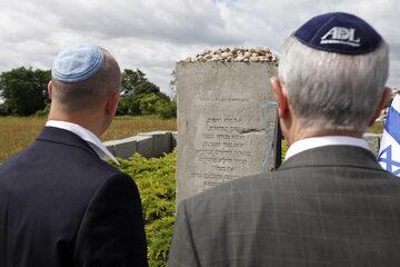 Obchody rocznicy mordu na Żydach w Jedwabnem