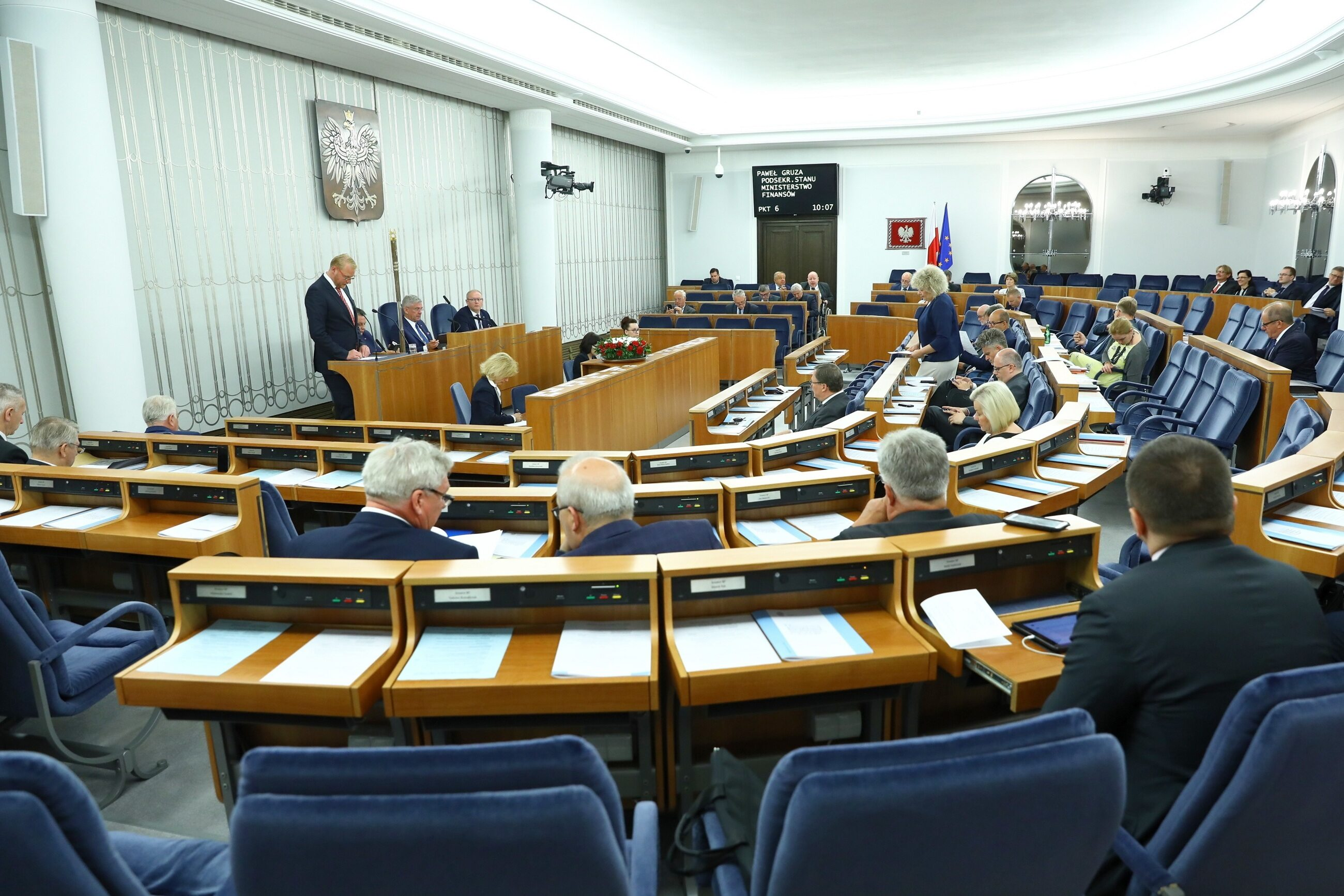 Obrady Senatu