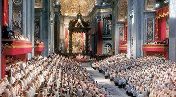 Obrady Soboru Watykańskiego II