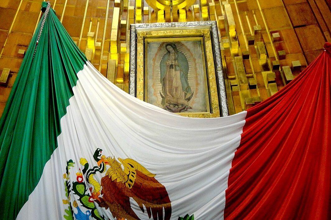 Obraz Matki Bożej z Guadalupe