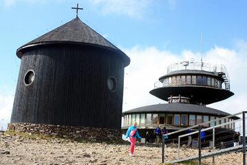 Obserwatorium i kaplica św. Wawrzyńca, Śnieżka